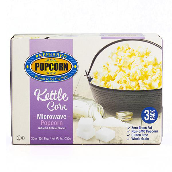 Image for Microwave Kettle Corn