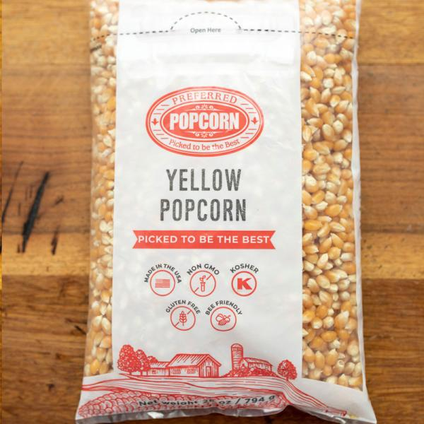 Image for Non-GMO Popping Kernels